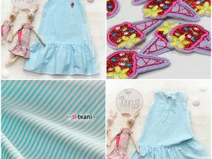 Хвастики — летние хлопковые платья. Работы наших клиентов. Ярмарка Мастеров - ручная работа, handmade.
