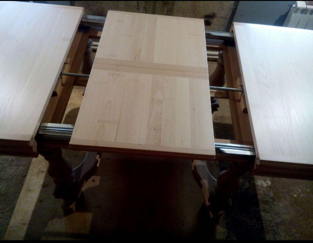 стол бирюзовый