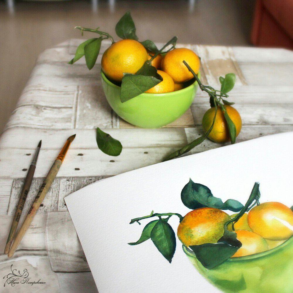 акварель, мастер-класс по живописи, уроки рисования, скидки, научиться рисовать, акция, подарок, картина в подарок, рисование для взрослых, школа рисования