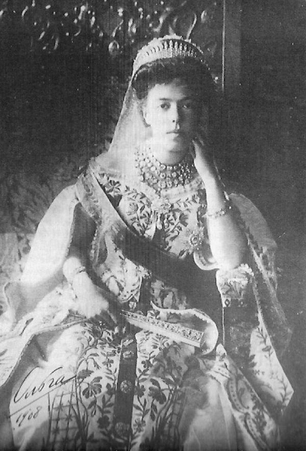 Русская тиара с французским названием, фото № 22