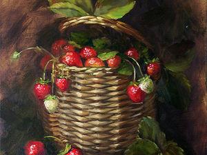 Видео вебинар по живописи | Ярмарка Мастеров - ручная работа, handmade