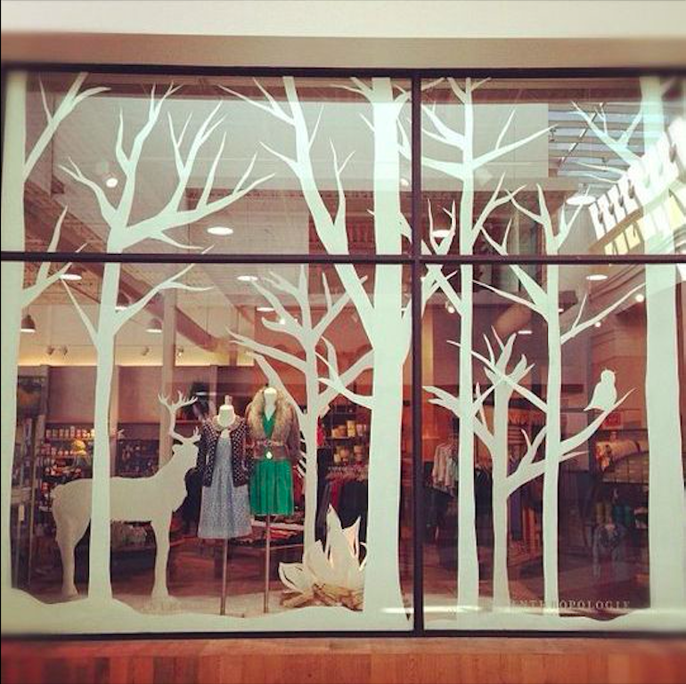How to Decorate Windows for New Year: 20 Great Ideas, фото № 5