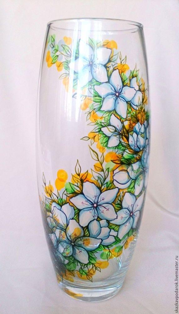 много песчаных как раскрасить вазу акриловыми красками фото жизни каждого