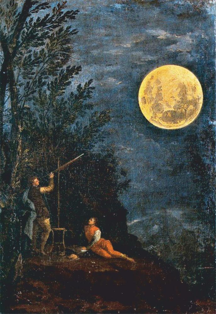 Αποτέλεσμα εικόνας για σελήνη πίνακεσ ζωγραφικήσ