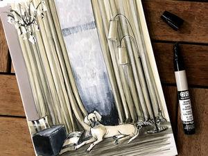 Текстиль в интерьере. Ярмарка Мастеров - ручная работа, handmade.