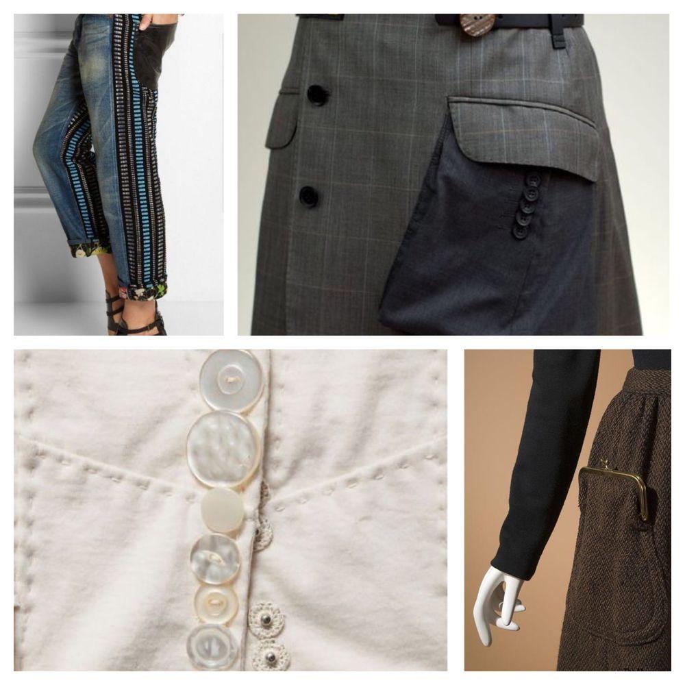 Детали решают все, или Превращаем обычную одежду в арт-объект, фото № 13