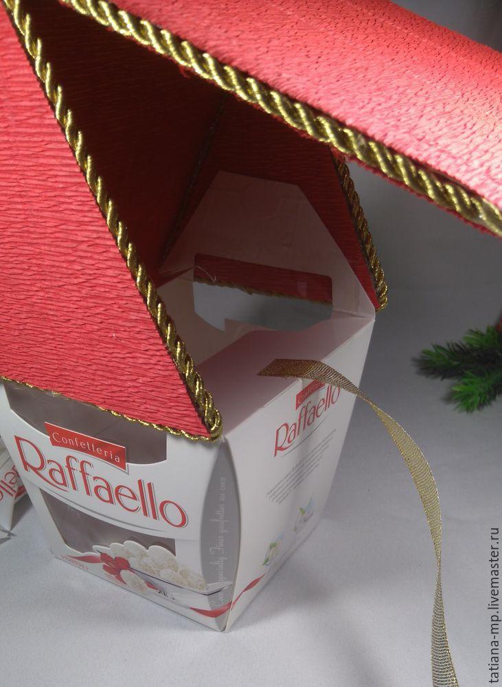 домик из рафаэлло пошагово фото подборка рецептов блюд