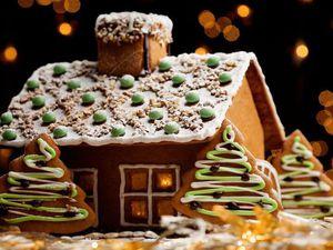 Невероятная и вдохновляющая красота пряничных домиков. Ярмарка Мастеров - ручная работа, handmade.