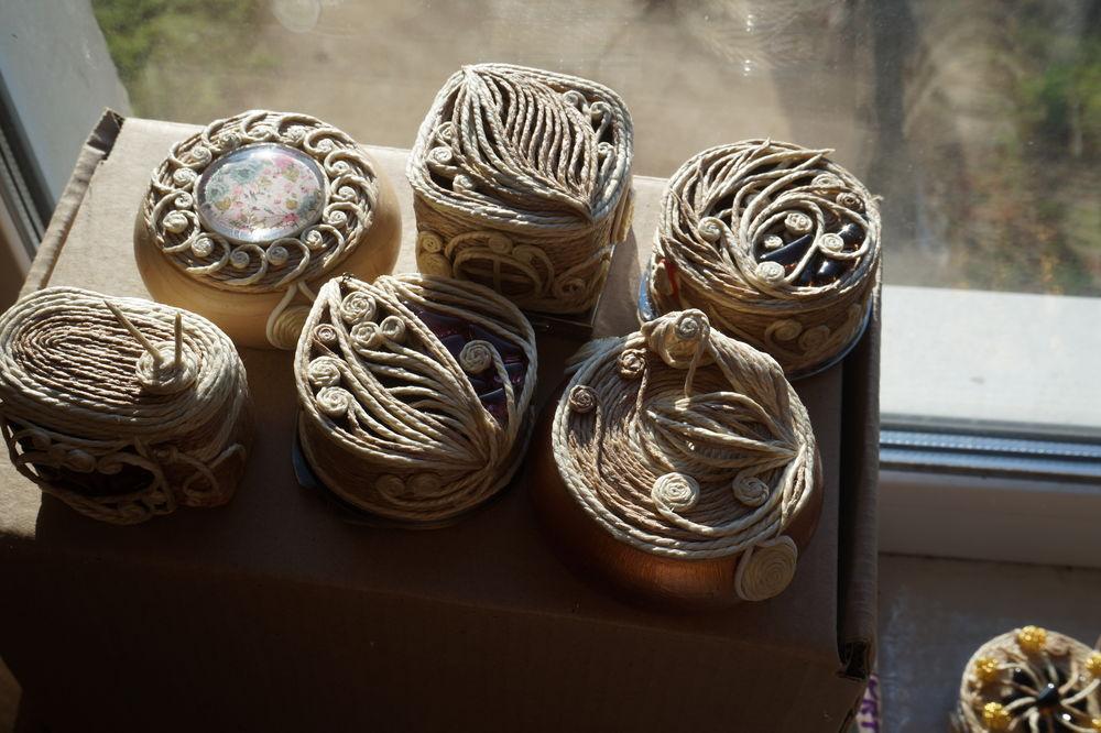 шкатулки для ксении