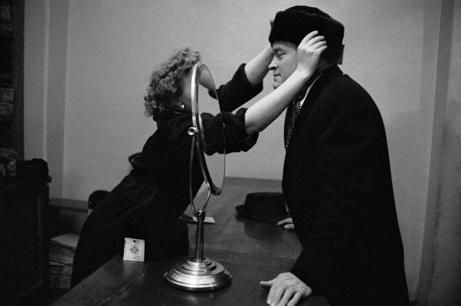 Lessing09 Москва 1958 года в фотографиях Эриха Лессинга
