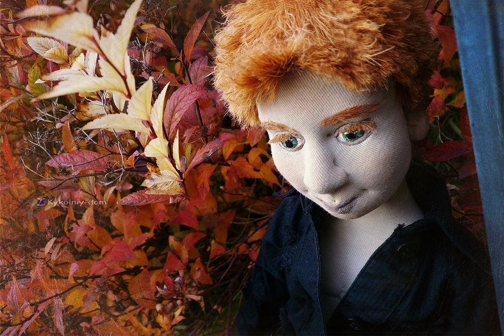 Портретная кукла по фото певец и артист Антон Юрьев. , Портретная текстильная кукла, кукла с портретным сходством, кукла по фото, шарж кукла, текстильная скульптура, текстильная кукла, интерьерная кукла, шарнирная кукла, характерные куклы