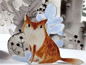 Келли Пузетт — иллюстратор и рассказчик. Ярмарка Мастеров - ручная работа, handmade.