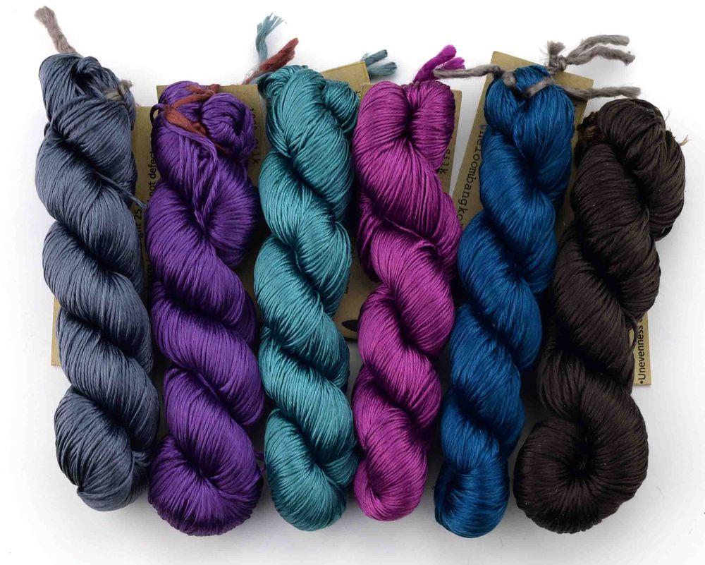 пряжа шелк, пряжа шелк натуральный, the loom пряжа купить, the loom шелковая пряжа