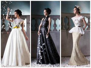 Восхитительные платья ливанского дизайнера Hanna Gebran Toumajean. Ярмарка Мастеров - ручная работа, handmade.