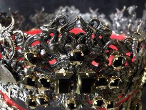 Корона Драконьи истории. Ярмарка Мастеров - ручная работа, handmade.
