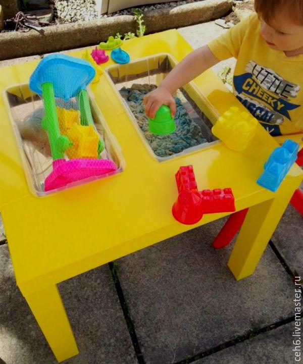 детский стол, купить стол, заказать мебель, сделай сам