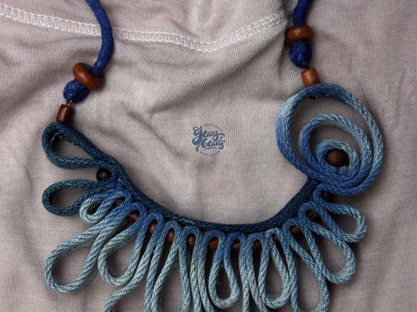 Новый магазин украшений! JeansBeads | Ярмарка Мастеров - ручная работа, handmade