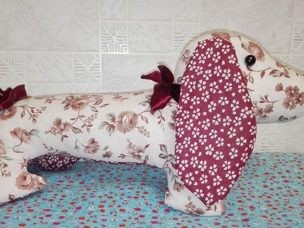 Принимаю заказы на изготовление собачек. | Ярмарка Мастеров - ручная работа, handmade