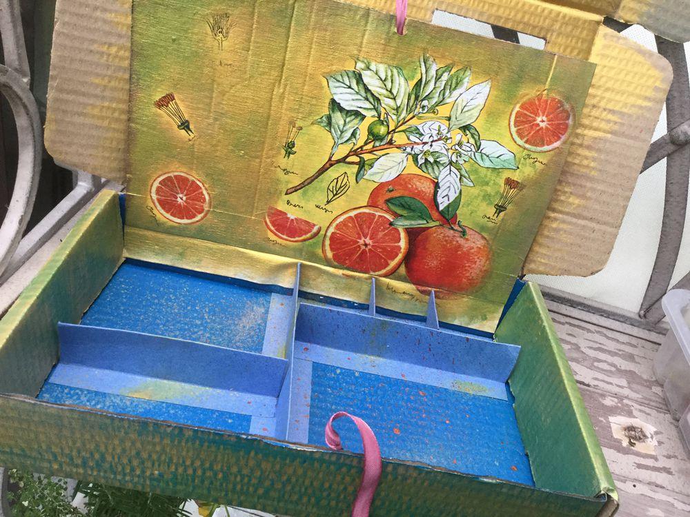 Коробочка для летних секретов, фото № 4