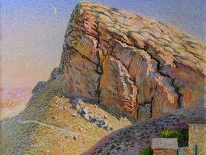 Вдохновение от бесконечно добрых картин Анатолия Рыбкина. Ярмарка Мастеров - ручная работа, handmade.