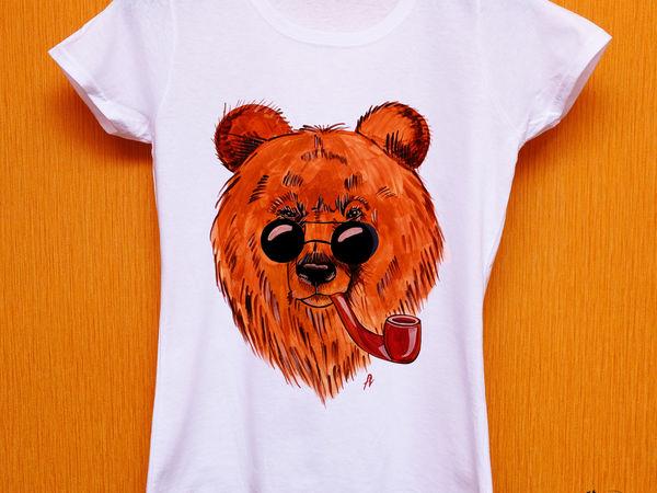 Этому миру нужен медведь | Ярмарка Мастеров - ручная работа, handmade