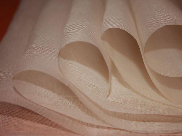 Акция! Шелковая канва Silk Gauze по уникальной цене | Ярмарка Мастеров - ручная работа, handmade