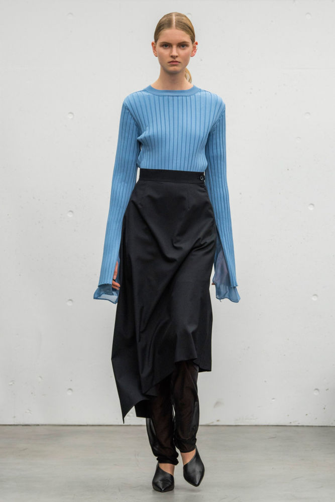 Knitwear Trends Spring-Summer 2018, фото № 12