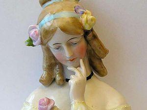 «Шведский соловей» Женни Линд и её образ в фарфоре. Ярмарка Мастеров - ручная работа, handmade.