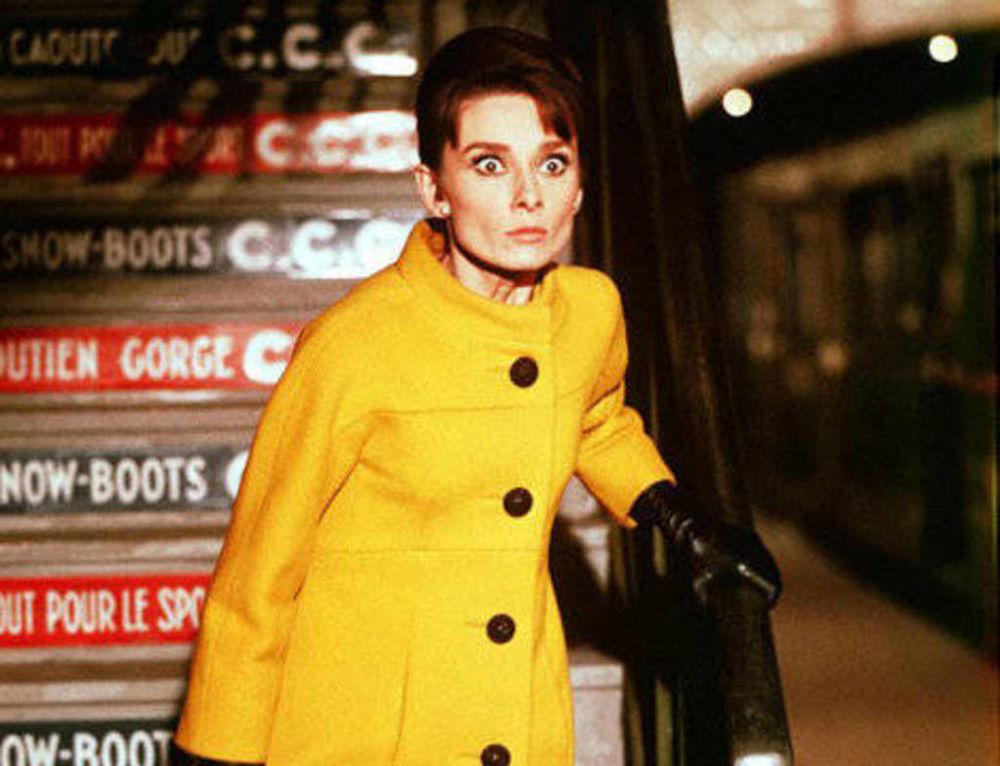 Три образа Одри Хепберн для яркой осени, фото № 4