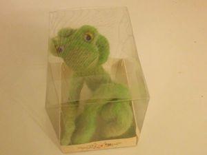 Вторая игрушка лягушка.. Ярмарка Мастеров - ручная работа, handmade.