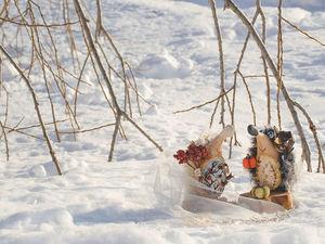 Свадьба двух влюбленных ежиков - Снежи и Ульяна!. Ярмарка Мастеров - ручная работа, handmade.