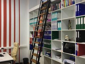 Лестница с подвижной конструкцией. Ярмарка Мастеров - ручная работа, handmade.