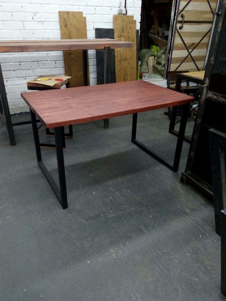 купить стол в стиле лофт, оригинальный стол, лофт