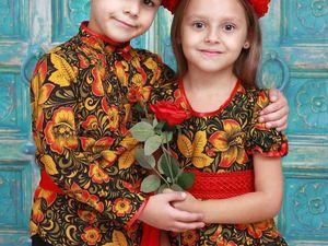 Хвастики. Русский стиль. Ярмарка Мастеров - ручная работа, handmade.