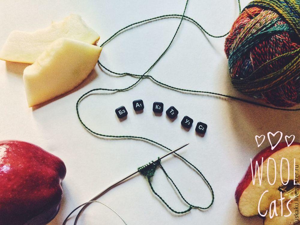 针织三角围巾(披肩) - maomao - 我随心动