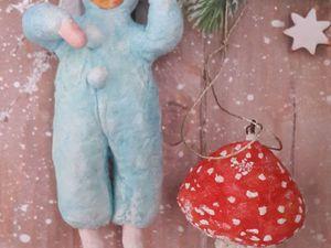 Отзывы о ватных игрушках. Ярмарка Мастеров - ручная работа, handmade.