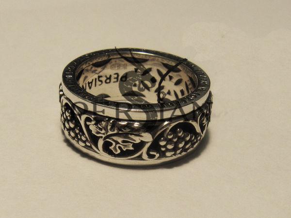 Вращающееся кольцо Виноградная лоза! | Ярмарка Мастеров - ручная работа, handmade