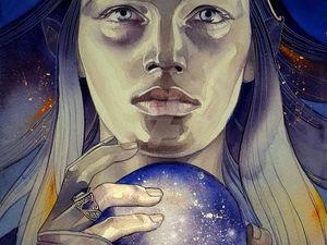 Волшебный мир эльфов от художницы Kimberly80. Ярмарка Мастеров - ручная работа, handmade.