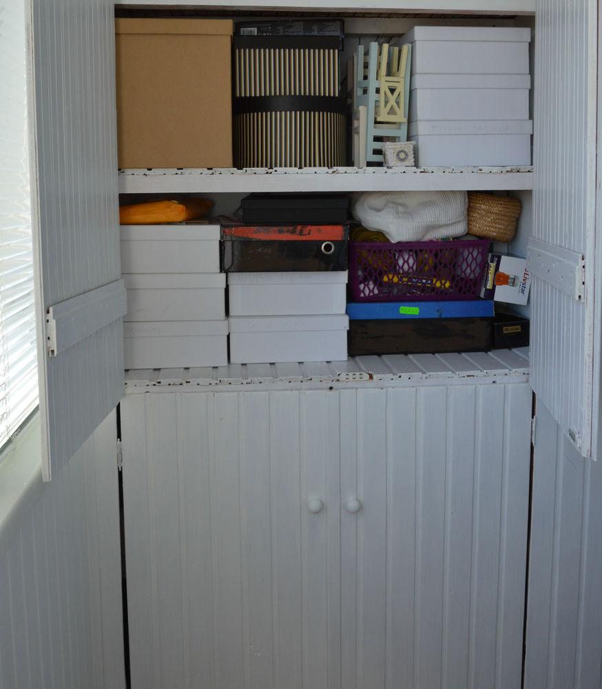 Мой миниатюрный кабинет на лоджии - Ярмарка мастеров - ручна.