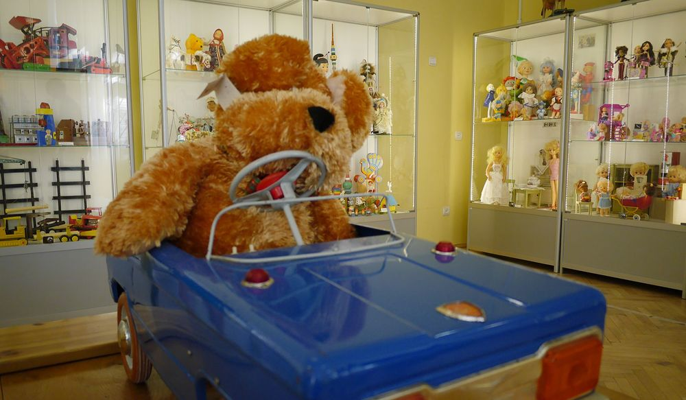Музей игрушек в киеве фото