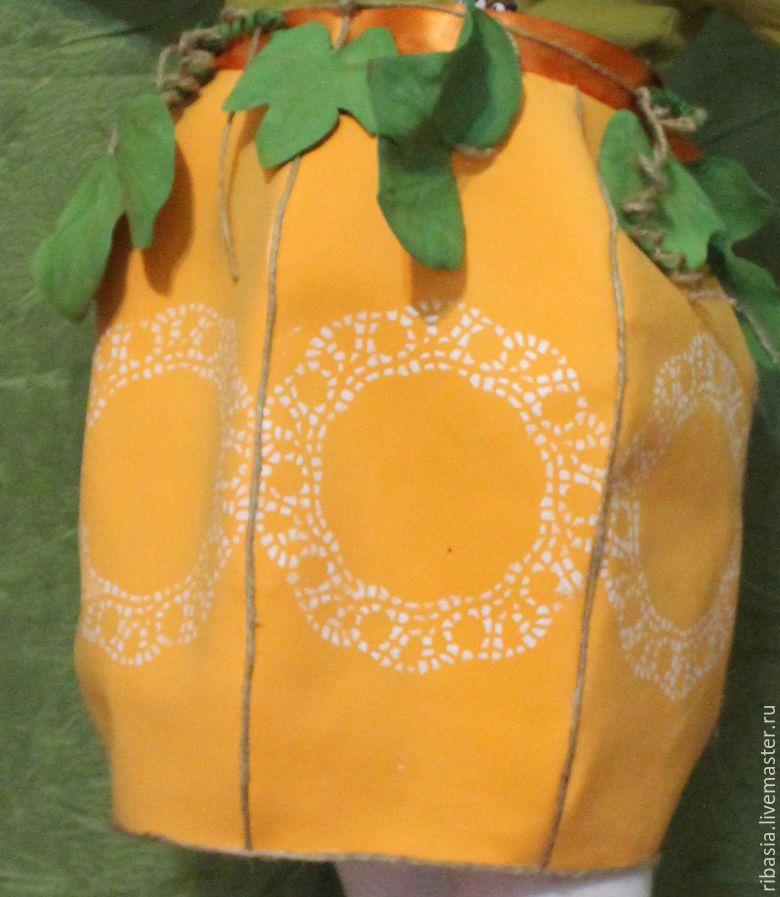 осень 2016, костюм тыквы, осенний утренник
