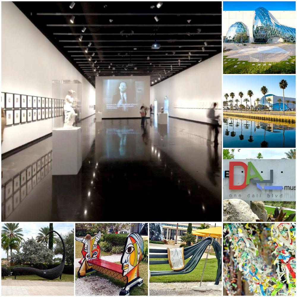 музей, сальвадор дали, дали, картины, художник, событие, творчество, карьера художника, музей сальвадора дали, санкт-петербург сша, флорида сша, выставка картин, выставка работ, ирина баст, баст, достижения, сюрреализм