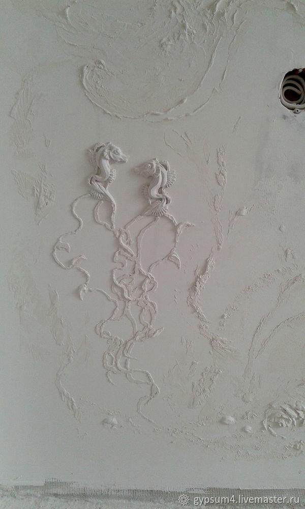 Изготавливаем барельеф «Карта», фото № 31
