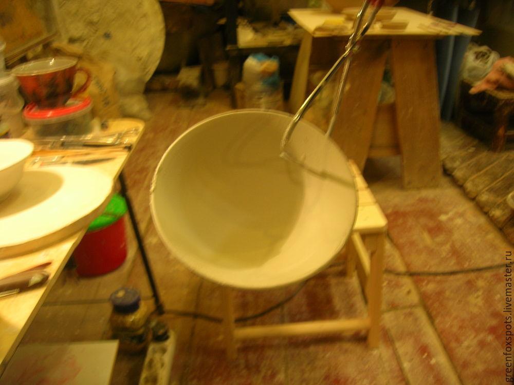 керамика greenfox's pots