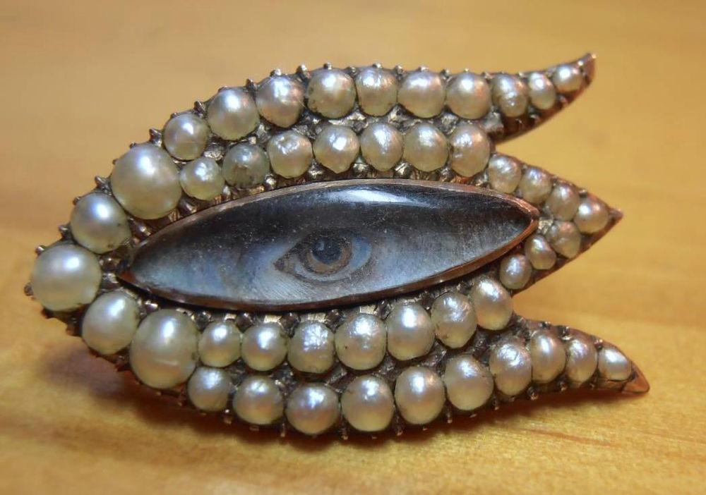 влюблённые глаза