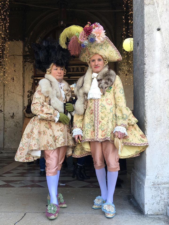Refined, Elegant, Mystical: The Carnival of Venice, фото № 5