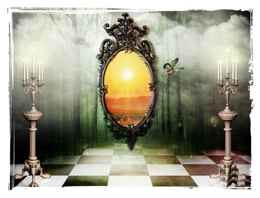 18 лунный день, 18 лунные сутки, лунный календарь, зеркало, отражение, созерцание, освобождение, искренность, calenda de luna, луна