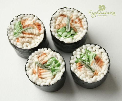 муляж суши купить