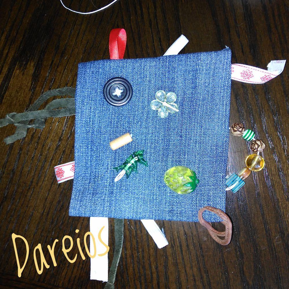 Делаем развивающую игрушку для ребенка из подручных материалов, фото № 20