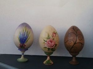 А я расписываю Пасхальные яйца. Ярмарка Мастеров - ручная работа, handmade.